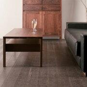 テーブルリビング無垢日本製完成品3年保証木製ウォールナット開梱設置付【ヴィータ110】クラッセ