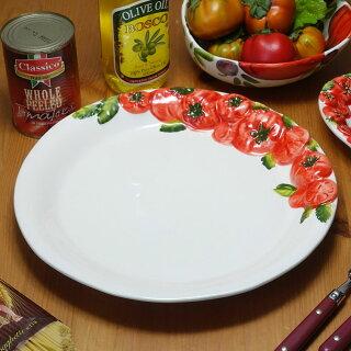 トマト大皿