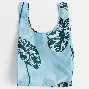 エコバッグ BAGGU STANDARD BAGGU イラスト 2017年春夏モデル 折りたたみ ショッピングバッグ バグゥ スタンダード トロピカルリーフ