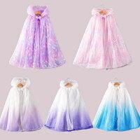 プリンセスドレス子供ドレス衣装ふわっと軽いプリンセスマントハロウィンクリスマスCEL-1342-D セルビッシュアップ