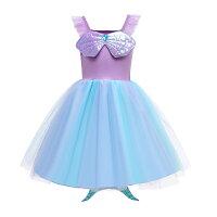 ガールズドレスコスプレドレスリトルマーメイドアリエルプリンセスドレス子供ドレス衣装CEL-1521K22 セルビッシュアップ