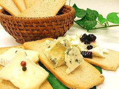 チーズの味を引き立てるベストパートナー!メルバトースト(カナダ産)