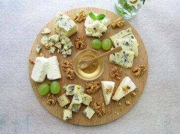 母の日 チーズ専門店COTの母の日チーズセット「はちみつとチーズのセット」 フレッシュチーズ ブルーチーズ イタリア産はちみつ フランス産くるみ ブリアサヴァラン ミセラ