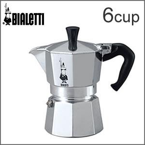 Bialetti Bialetti 摩卡快遞摩卡 ex 快遞咖啡壺 6 杯 (6 湯匙)