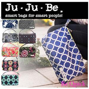 【定型外送料無料】jujube(ジュジュビー)実用的なママバッグとってもかわいくて、使いやすいパーティバッグ