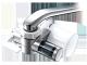 【全国送料無料】蛇口直結型浄水器 クリンスイCSP601-WTスペシャ...