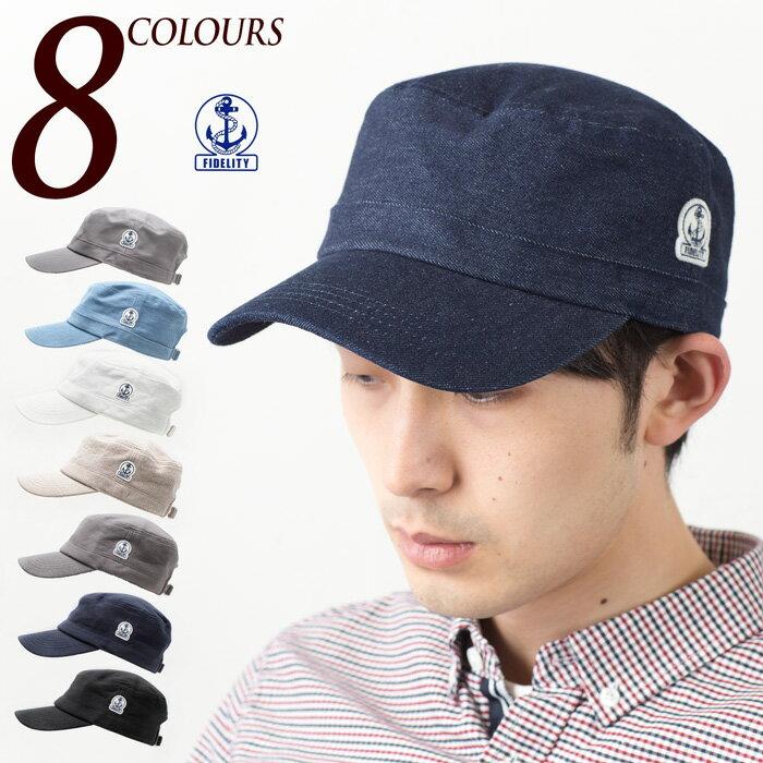 メンズ帽子, ニット帽  FIDELITY WORKCAP
