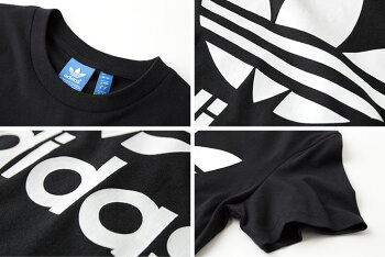 アディダスオリジナルストレフォイルTシャツ2017FW新色入荷adidasoriginalsTrefoilTeeShirtメンズレディース半袖BHS47