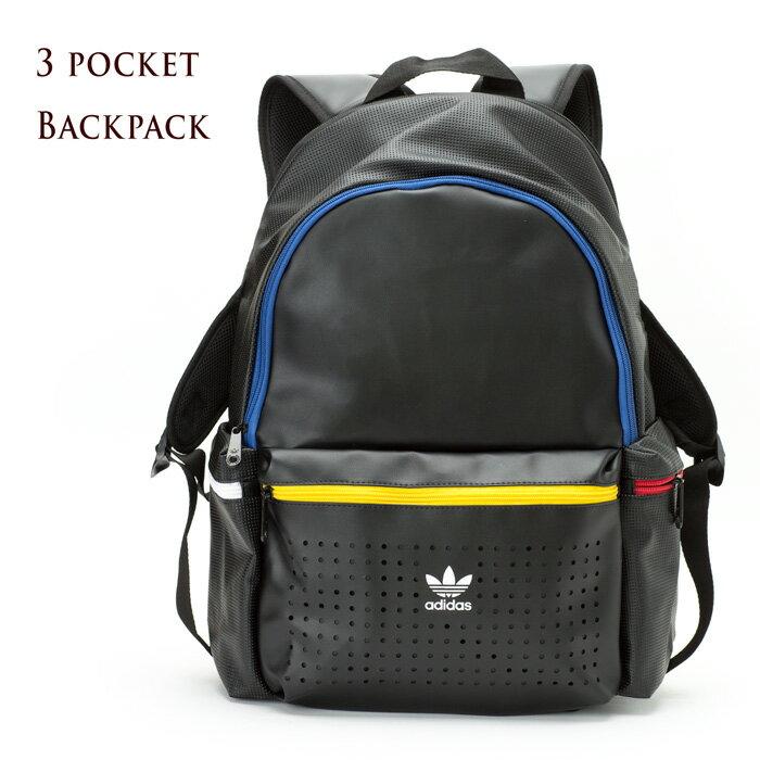アディダス オリジナルス バッグ 3ポケット バックパック