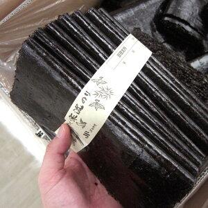 宮城県産海苔使用パリッと寿司はね(板のり8枚入×3パック)