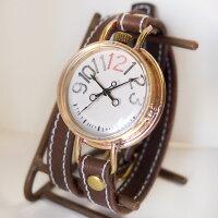 ipsilon(イプシロン)時計作家ヤマダヨウコ手作り腕時計pesa2(ぺーザ2)[pesa2]