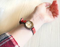 """【文字盤の木製パーツが選べます】vie(ヴィー)手作り腕時計""""simplewood-シンプルウッド-""""Sサイズレディース[WB-045S]"""
