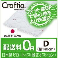 ピロートップサーモクリマダブル(Dサイズ)【送料無料】