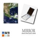折りたたみ 鏡 ミラー プラネット 惑星 卓上ミラー 化粧鏡 かがみ コンパクトミラー かわいい メイク用 拡大鏡 拡大 両面 角型 ズーム おしゃれ メール便 送料無料