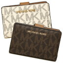 マイケルコース 財布 アウトレット MICHAEL KORS 35F7GTVF2B JET SET TRAVEL BIFOLD ZIP COIN WALLET ...