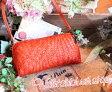 メッシュレザー・マルチ長財布・取り外し肩紐付き(ポニーレザー/ポシェットウォレット/革財布/ポーチ/お財布ポシェット)[AinSoph/アインソフ/職人技!こだわりの革シリーズ] 【送料無料】【smtb-k】【w4】【楽ギフ_包装】