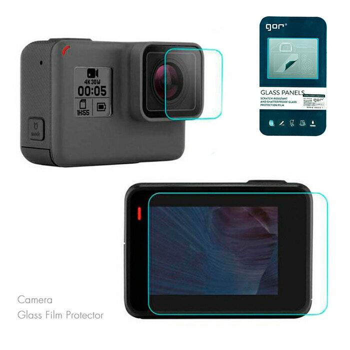 デジタルカメラ用アクセサリー, 液晶保護フィルム GoPro Hero7 Silver White 2 gor 9H