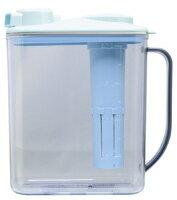自然ろ過式のポット型浄水器 ミネラル還元水を作るイオンセラーポット1023max10