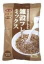 北海道産大麦・玄米・オーツ麦100% 香ばしく、サクサクとした軽い食感雑穀フレークミックス1023max10