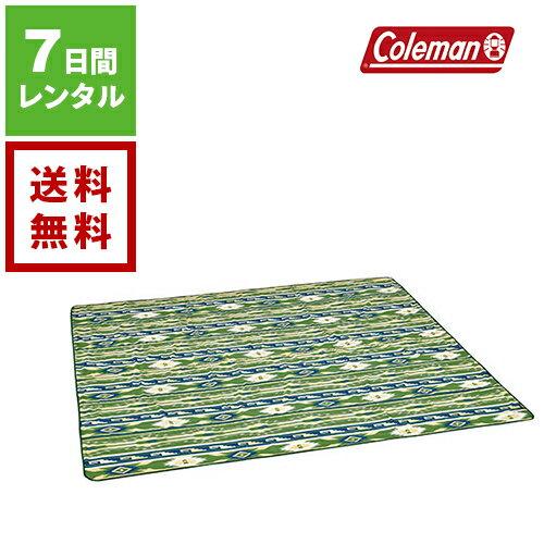【レンタル】Coleman コールマン テントインナーシート 240 2000023126《7日間レンタル》往復送料無料