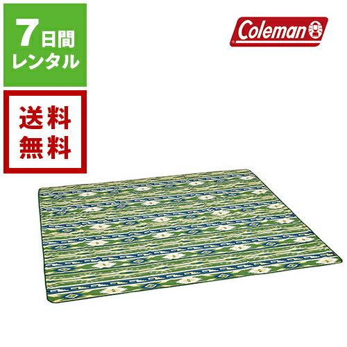 【レンタル】Coleman コールマン テントインナーシート 300×300cm《7日間レンタル》【往復送料無料】2000023127