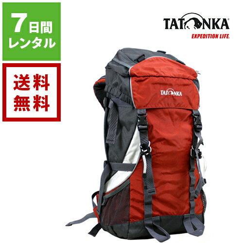 【レンタル】タトンカ TATONKA エキスペディションライト40 ユニセックス(男女兼用)トレッキング《7日間レンタル》往復送料無料
