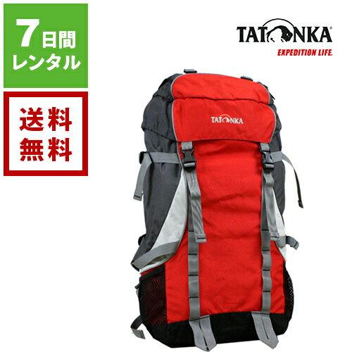 【レンタル】タトンカ TATONKA エキスペディションライト50 ユニセックス(男女兼用)トレッキング《7日間レンタル》往復送料無料