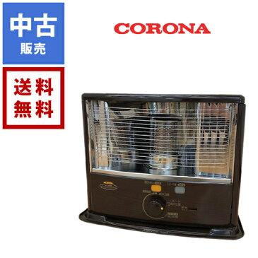 【中古】コロナ CORONA 石油暖房 ポータブル石油ストーブ SXシリーズ SX-E2912WY(木造8畳/コンクリート10畳)家庭用暖房機【送料無料】
