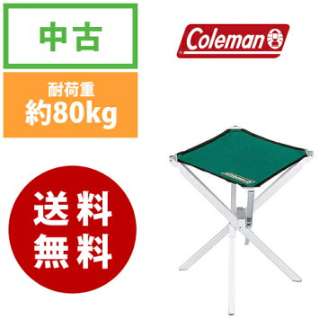 【中古】コンパクトチェア コールマン(Coleman)【送料無料】折りたたみチェア キャンプ アウトドア用品