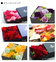 プレゼント 花 プリザーブドフラワー ボックス ギフト 誕生日 お祝い