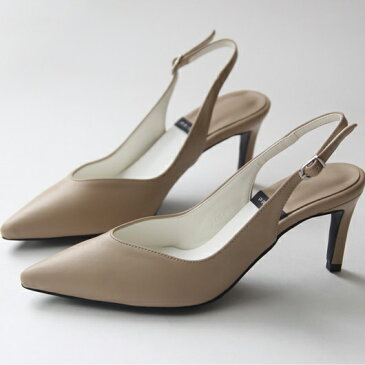 サンダル レディースシューズ ヒール シルバー バックストラップ ブラック ホワイト ベージュ ストーム 靴 歩きやすい ポインテッドトゥ※注意※セール品につき、返品・交換は一切受け付けておりません