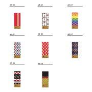 LEDキャンドルライトONE用DIYペーパー(ABシリーズ)