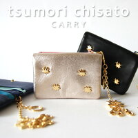tsumori chisato CARRY(ツモリチサト キャリー)/北斗七星 マルチケース(札がま口)