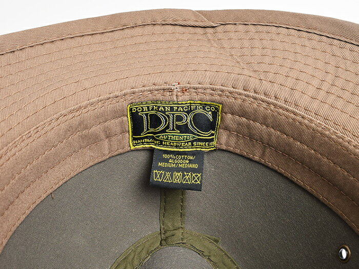 【ドーフマンパシフィック/863L】サファリ/SAFARIDorfmanPacific/DPC『スカラ』で有名な帽子ブランドハット