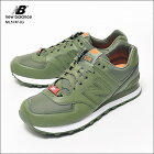 NEWBALANCE�˥塼�Х�󥹡�ML574FJG��KHAKI/GREEN��󥺥��ˡ�����2016������