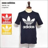 【メール便】adidas Originalsアディダス オリジナルズ【AY7709/AY7710/AY7707】TREFOIL TEE トレフォイル ロゴ半袖Tシャツ ティーシャツFA16