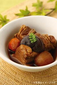 豚カルビチム(500g)【カルビチム】【煮物】【甘口醤油味】【韓国料理】【でりかおんどる】