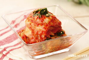 ★韓国料理・韓国食品★自家製白菜キムチ(1kg)【でりかおんどる】