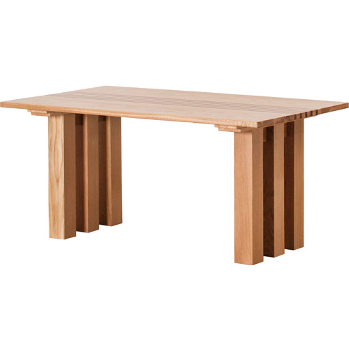 ISSEIKI『D VECTOR PROJECT WAMORE-2 DINING TABLE 150』
