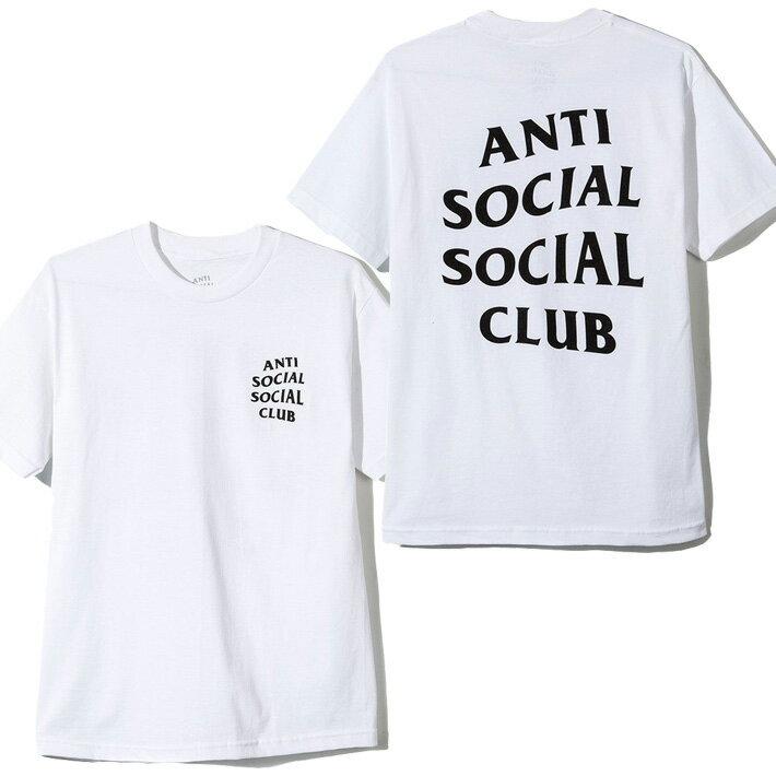 トップス, Tシャツ・カットソー P10ANTI SOCIAL SOCIAL CLUB ASSC LOGO2 TEE T MENS TEE