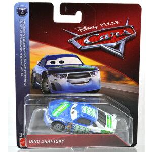 "MATTEL Disney-PIXAR ""CARS3""DINO DRAFTSKY #121 マテル ディズニー/ピクサー 「カーズ」カーズ3 ダイノ・ドラフトスキ #121"