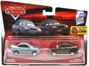 """MATTEL Disney-PIXAR """"CARS"""" DINOCO DAYDREAM """"HEATHER DRIFENG & MICHELLE MOTORETTA"""" 2PACK マテル ディズニー/ピクサー「カーズ」 ダイナコデイドリーム 「ヘザー・ドリフェン & ミシェル・モトレッタ」2台パック 2"""