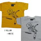 THRASHERスラッシャーKIDSキッズGONZゴンズTEETシャツ