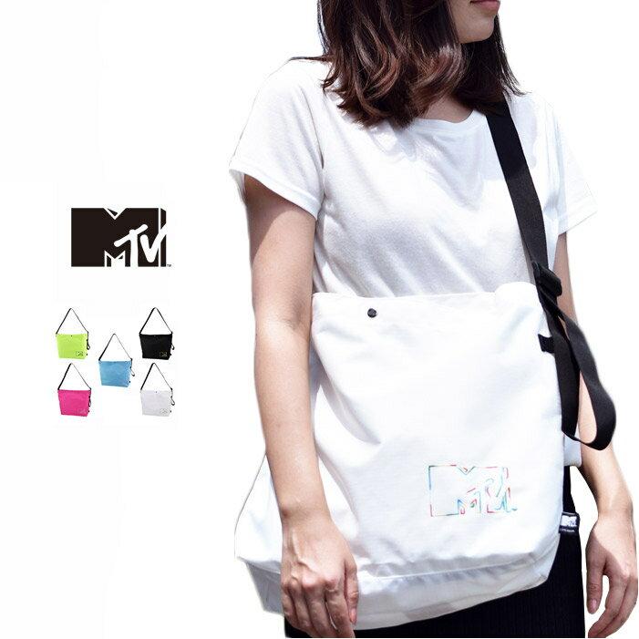 男女兼用バッグ, ショルダーバッグ・メッセンジャーバッグ MTV PV MUSIC Television MTV-004