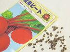 カブ春蒔き種子 食用ビート 6mL 小袋詰