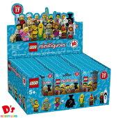 レゴ(LEGO)ミニフィギュア71018レゴ(R)ミニフィギュアシリーズ17【1BOX60個入り】