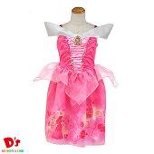 ディズニープリンセスおしゃれドレスオーロラ姫100cm-110cm