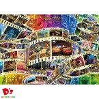 108ピース ジグソーパズル ディズニー/ピクサー アニメーション ヒストリー(48作品) 【ホログラムジグソー】 (18.2x25.7cm) テンヨー 6才から