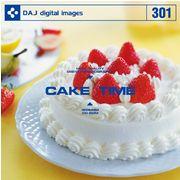 【訳あり】DAJ 301 CAKE TIME 素材集CD-ROM 送料無料 あす楽 ロイヤリティ フリー cd-rom画像 cd-rom写真 写真 写真素材 素材