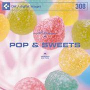 【訳あり】DAJ 308 POP&SWEETS 素材集CD-ROM 送料無料 あす楽 ロイヤリティ フリー cd-rom画像 cd-rom写真 写真 写真素材 素材